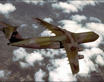 Poster, Many Sizes Available; C-5 Galaxy P2