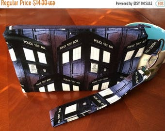 Doctor Who, Large Wristlet
