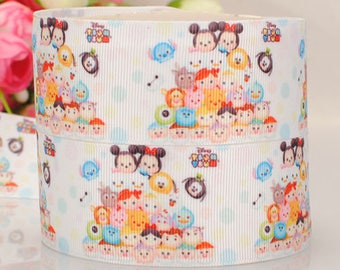 Tsum Tsum Ribbon (1 m) 22mm
