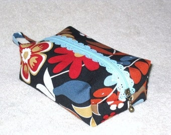 Kit rectangular pattern flowers and plants 19 x 10 x 5, 5cm
