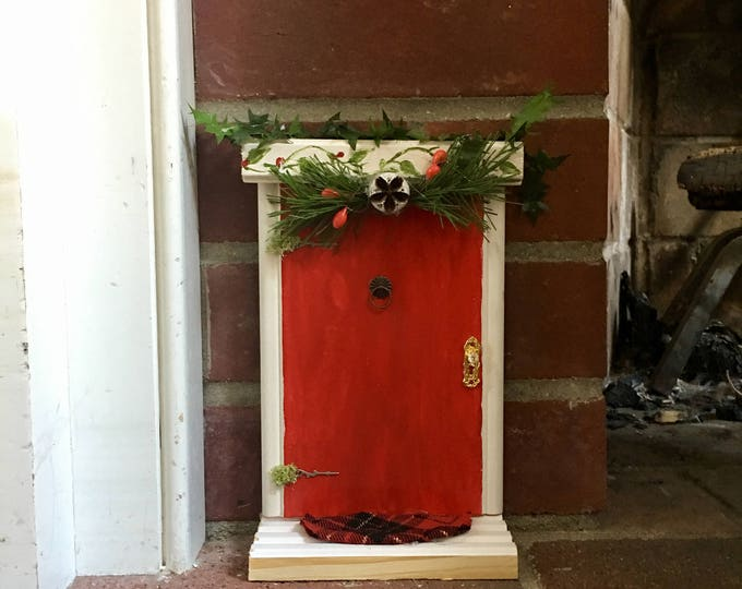 Santa's Elves Door - IN STOCK