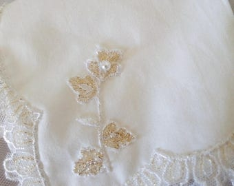 Handkerchief for the bride, mother and beautiful MOM