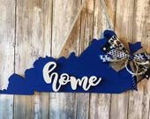 kentucky door hanger, sta...