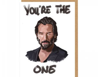 Keanu Reeves: You're the One