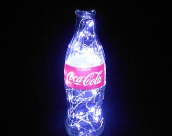 Coca Cola Bottle Light-white