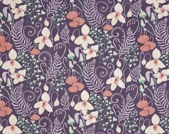 Woodland Floral / custom fabric