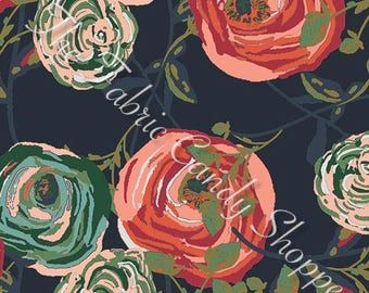 Woodlands Fusion by Art Gallery Fabrics - Paradise Woodlands - Rayon Fabric