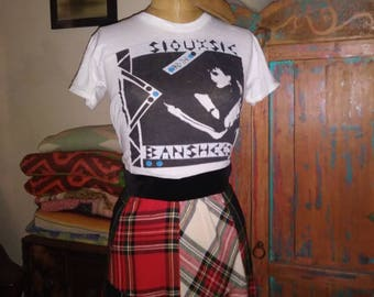 Super rare vintage Siouxsie and the Banshees T-shirt.