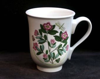 Portmeirion Botanic Garden | Rhododendrum | Coffee Mug | Lepidotum | 4.25 inches | Reserved for L