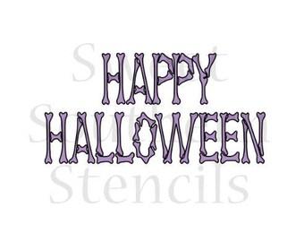 Bony Happy Halloween