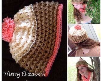 Strawberry Cheesecake Hat