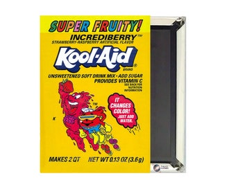 Kool-Aid Incrediberry Magnet