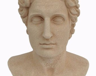 For Sale Alexander the Great Macedonian Bust King Of Vergina Ancient Greece