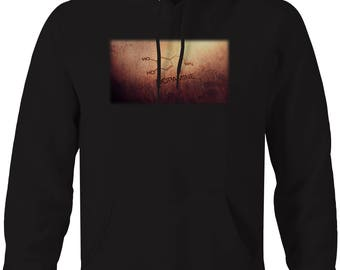 Dopamine Chemical Compound Excitement Happy Love Hooded Sweatshirt- 5579