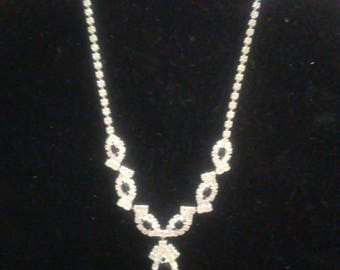 Australian Crystal necklace