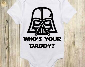 Star Wars Onesie - Star Wars Shirt - Star Wars Baby - Funny Star Wars Shirt - Funny Star Wars Onesie - Star Wars - Funny Baby Onesie -Onesie