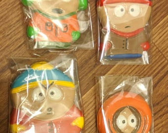 South Park magnet set of 4