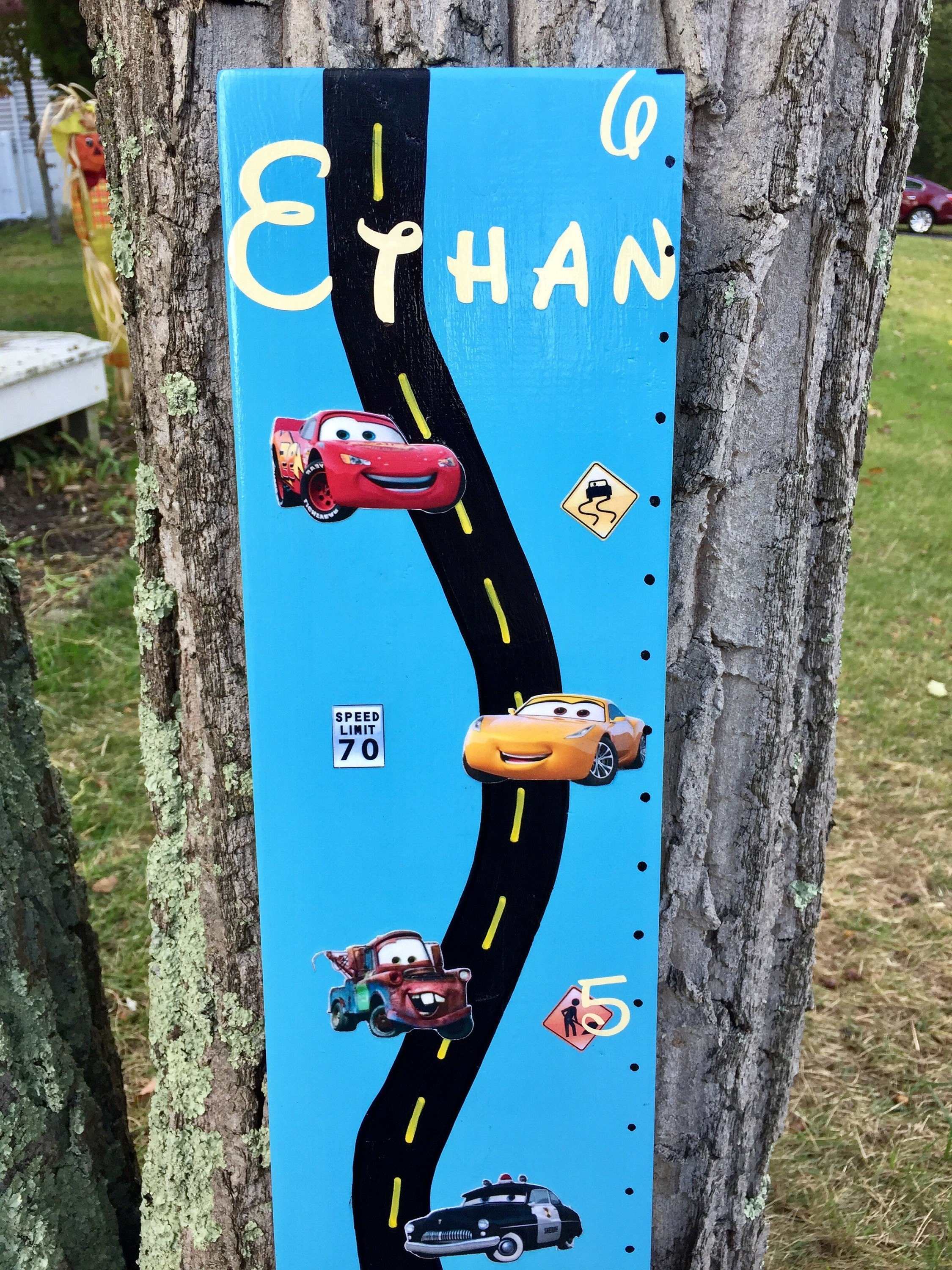 Disney pixar cars themed growth chart from thestarfishwish on etsy disney pixar cars themed growth chart sold by thestarfishwish nvjuhfo Image collections