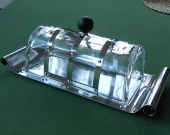 Butter dish ALESSI