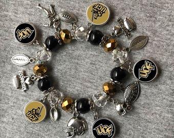 UCF Knights Bracelet