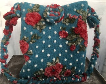 Bag, cloth bag, bag, shabby, vintage, Bohemian, romantic