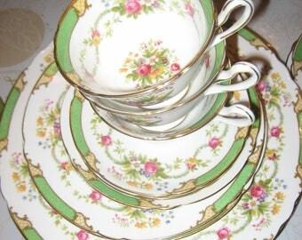 Shelley Dubarry Dinnerware Set