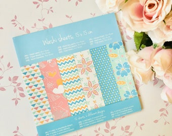 Washi Tapes Stickers 1