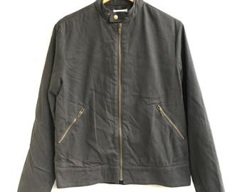 Urban Research Japan Zip Up Jacket Size 38 / S