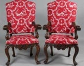 SOLD*****Pair French Rege...