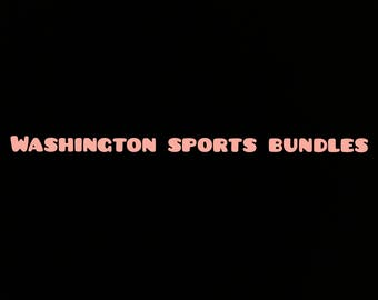 Washington Colleges & Sports Teams