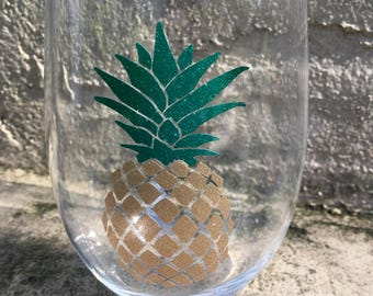 Pineapple Wine Cup