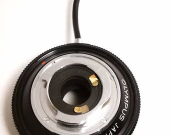 Microscope Adapter for Olympus Pen F Mount SLR Camera