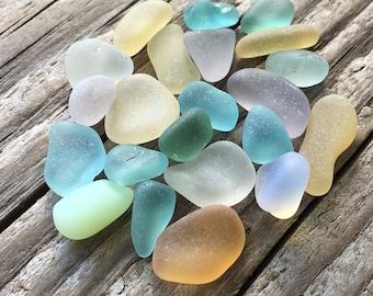 Rare Sea Glass Mix