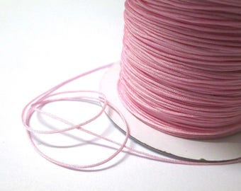 Pink nylon 0.4 mm the meter string