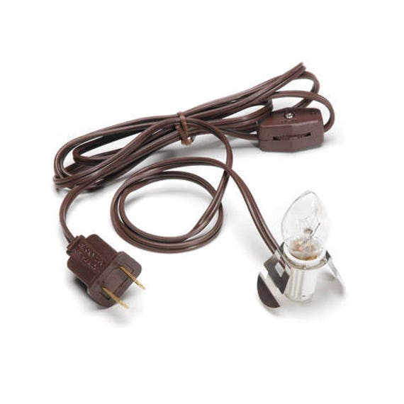 Accessory Bulb, Corded Bulb with in-line switch