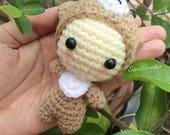 Custom Order - Doll in a bear suit