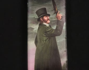 Ready to Ship - Haunted Mansion Dueling Portrait Inspired Women's Wallet