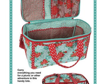 Picnic in the Park sewing pattern By Annie