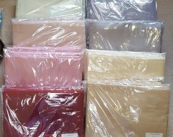 100% Organic Bamboo Queen Bed Sheet Set Handmade