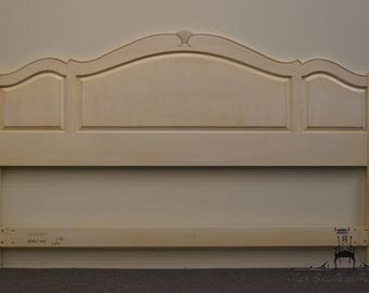 ETHAN ALLEN Country French King Size Headboard 26-5617