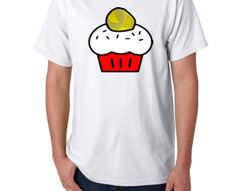 Kevin Durant Cupcake With Ring On Top Tee - 2017 Champion Funny T-Shirt
