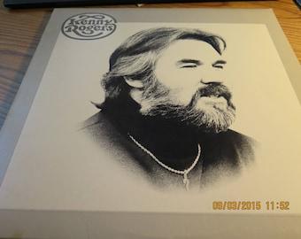 Kenny Rogers Lucille Album UA-LA689-G United Artists Records 1976