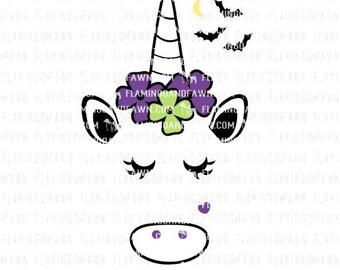 unicorn svg, unicorn head svg, unicorn svg files, unicorn face svg, halloween svg files, svg halloween, unicorn horn svg, unicorn svg