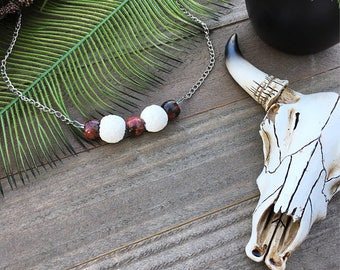 Hand crafted jewelry, diffuser necklace, essential oil diffuser