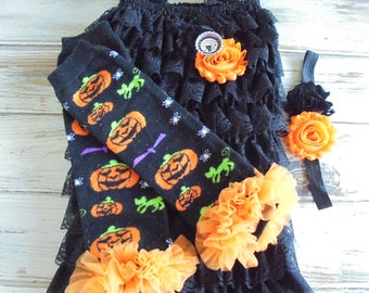 halloween romper,black halloween romper,halloween leggings,black halloween legging,photo shoot romper,baby halloween romper,halloween romper