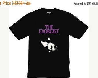 Summer Sale The Exorcist 1973 Horror Movie SHIRT