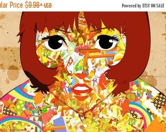 Back to School Sale: Paprika Movie POSTER (2006) Fantasy/Sci-fi