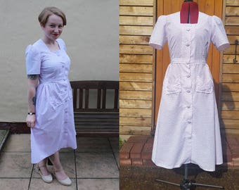 Blackmore Dress 1940's Reproduction Dress