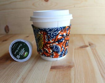 Coffee Cup Sleeve - Coffee Sleeve Cozy - Coffee Sleeve - Cozy Coffee Mug - Cozy Coffee- Cozy Mug - Travel Coffee Mug - Travel Coffee