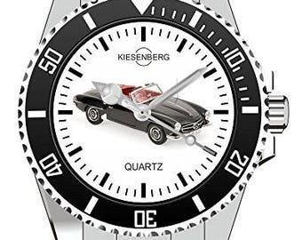 Kiesenberg Vintage Model Watch-190SL black-1817